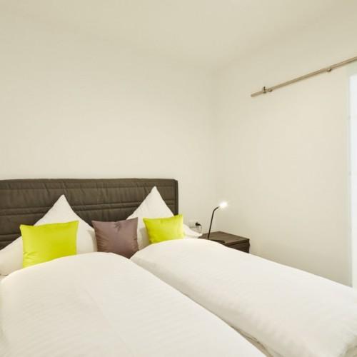 Schlafzimmer - 5 Sterne Ferienwohnung Attendorn
