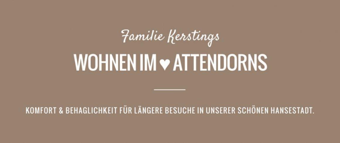 Wohnen im Herzen Attendorn - Familie Kersting