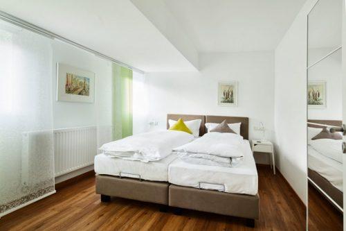 Doppelzimmer - Ferienwohnung Domblick